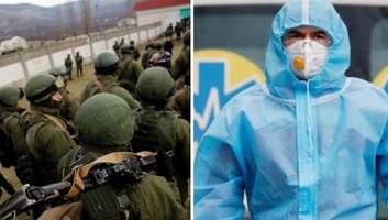 Головні новини 14 квітня: Росія стягує 110 тисяч військових, в Києві продовжили локдаун