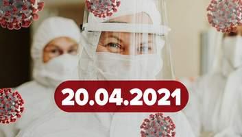 """Новости о коронавирусе 20 апреля: можно ли купить вакцину в Украине, судьба """"Спутник V"""" в ЕС"""