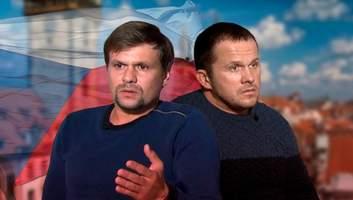Попзірки ГРУ: чому Україну має цікавити повернення Петрова і Боширова