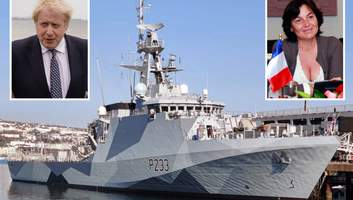 Битва за рыбу: в чем причина конфликта Британии и Франции