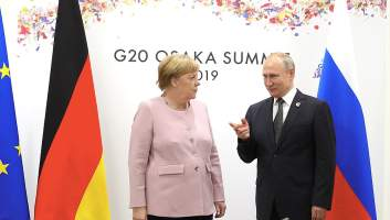 Як це розуміти: Німеччина стала партнером токсичного російського Ермітажу
