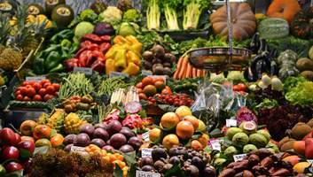 Сколько нужно есть зелени и овощей в день