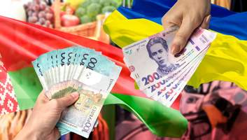 Где дешевле жить: в Беларуси или в Украине – инфографика