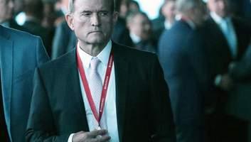 Медведчук сам наговорив собі на підозри: у яких епізодах звинувачують кума Путіна