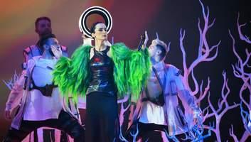 Украинская группа Go_A вызвала фурор в первом полуфинале Евровидения-2021: видео