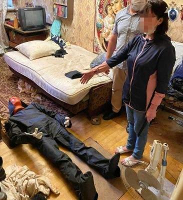50-річна росіянка вбила співмешканця