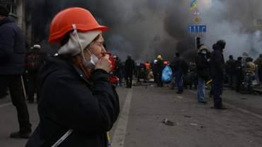 5 років тому: фотограф показав переломні події Революції гідності, якими їх пам'ятає