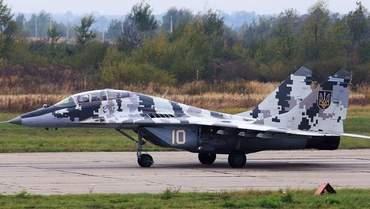 Миг-29МУ1 – украинский вариант культового истребителя
