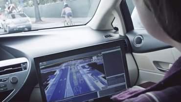 Технологія MapLite: високоточні 3D-карти дозволять автомобілю рухатись без втручання водія