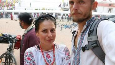 Етноекспедиція на двоколісних: українська родина відвідала 13 країн за 17 місяців