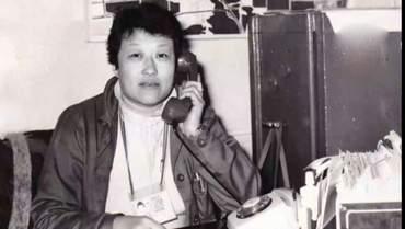 Украинка Мария Проценко, которая руководила эвакуацией Чернобыля
