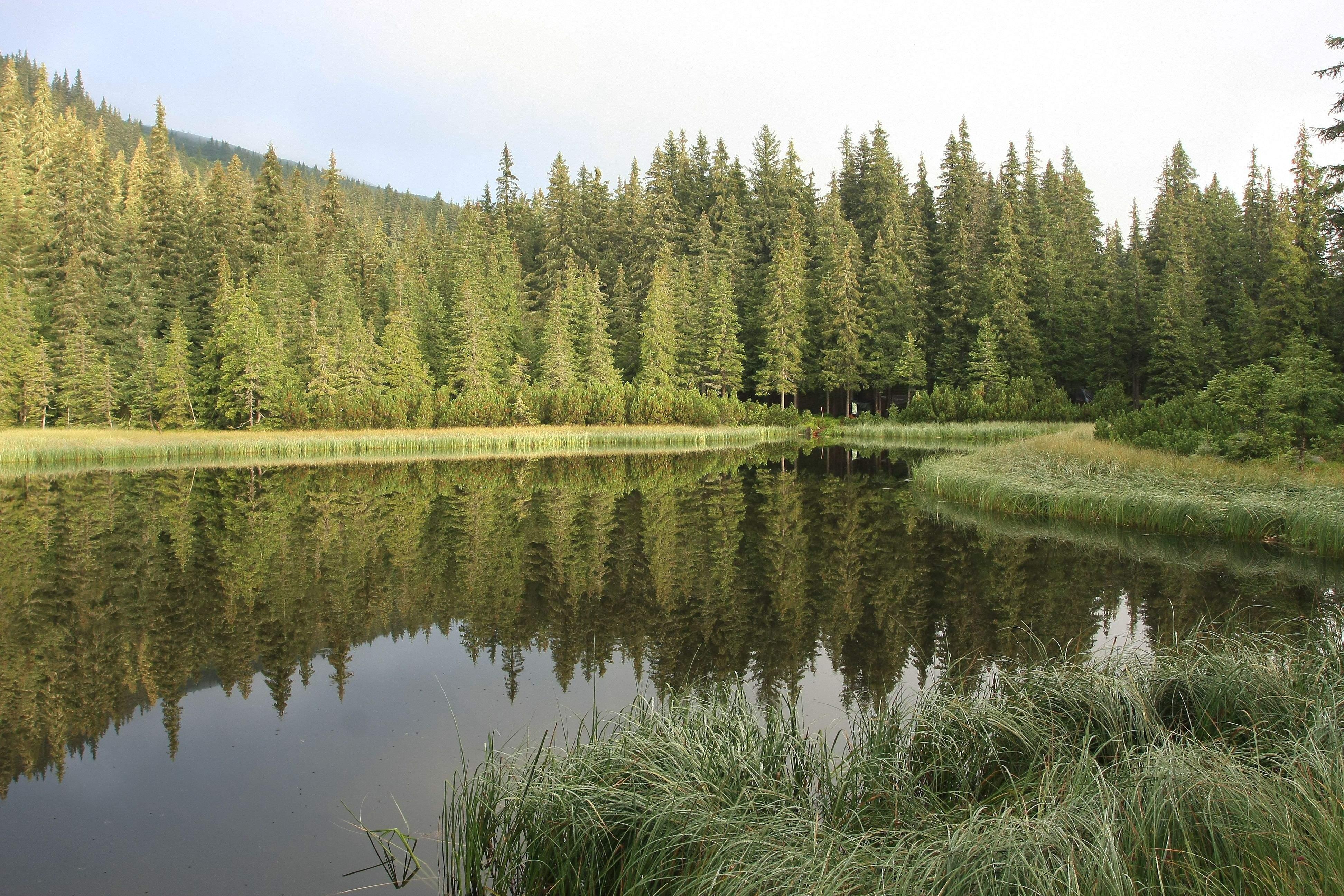 Неймовірне озеро Марічейка