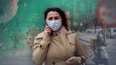 Коронавирус в Украине: статистика и количество зараженных