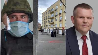 Головні новини за 23 травня: арешт стрілка, сутичка у Медведчука, смерть депутата Давиденка