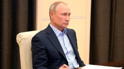 Путін не може більше тягнути