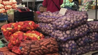 Ринок картоплі: поки українська гниє, купуємо імпортну і технічну