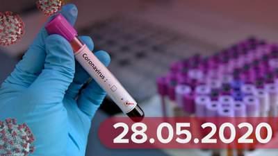 Новини про коронавірус 28 травня: у США – 100 тисяч смертей, від грипу помирають частіше