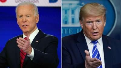 Трамп проти Байдена: як коронавірус змінив виборчі перегони в США