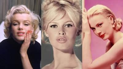 7 самых известных блондинок, которых знает человечество