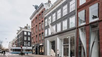 Піксельний фасад: в центрі Амстердама з'явився дивний будинок – фото