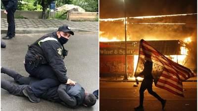 Головні новини 29 травня: стрілянина в Броварах, протести в США через вбивство Флойда