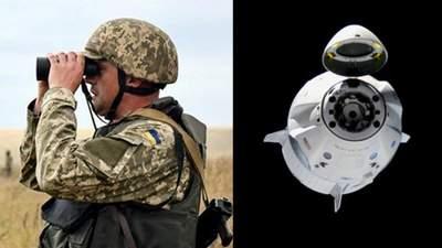 Головні новини 31 травня: викрадення військового на межі з Кримом, успішна місія Crew Dragon