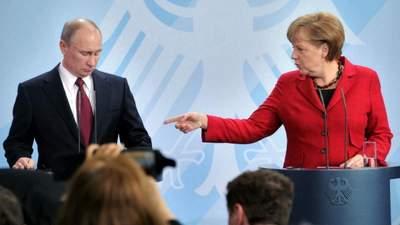 Висновки Меркель про політику Путіна, або Як Росія стала країною-ізгоєм