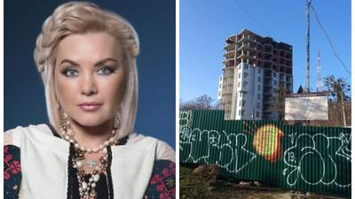 Скандальні забудови Білозір: у що перетворює Київ народна артистка
