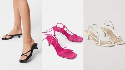 Трендовая летняя обувь: на какие модели нужно обратить внимание