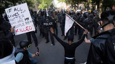 Америка у вогні: хто насправді протестує в США?