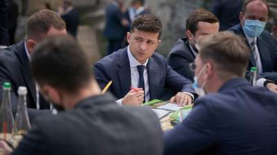 Парадокс Зеленского, или В чем секрет главного любимца украинский?