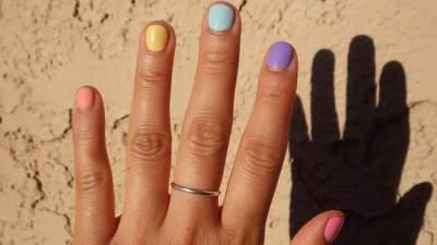 Манікюр на короткі нігті: добірка ідей