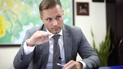 Глава АМКУ Терентьєв відкликав заяву про відставку: він хотів звільнення через тиск Зеленського