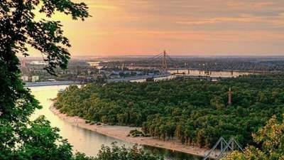 Самые красивые речные пляжи Украины, где можно искупаться