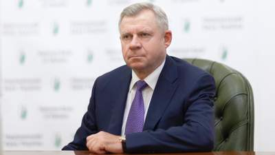 Верховна Рада підтримала відставку голови НБУ Якова Смолія