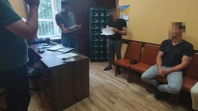 Дело гибели экс-нардепа: офицера СБУ поймали на вымогательстве 250 тысяч долларов