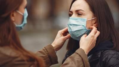 Як і де потрібно носити медичну маску?
