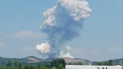 В Турции произошел разрушительный взрыв на фабрике фейерверков: 2 погибших, много раненых