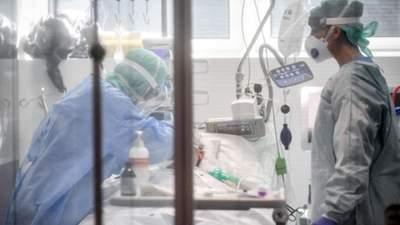 За добу в Україні 564 нових хворих на COVID-19