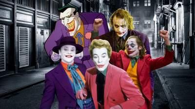 5 голливудских актеров, которые не побоялись роли Джокера