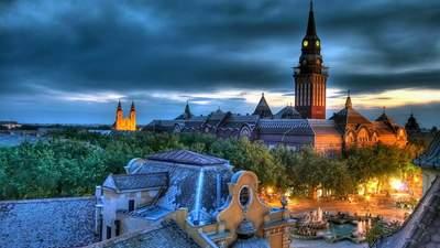 Сербия туристическая: 8 невероятных локаций
