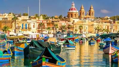 7 неймовірних місць Мальти: дивовижні фотографії