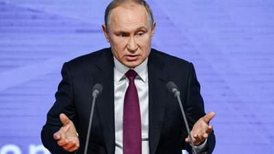 Путін усе програв