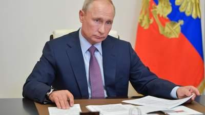 Путин заявил, что отношения с Украиной испортились не из аннексии Крыма