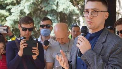 Производство по третьему нападению на меня остановили, –  активист Стерненко