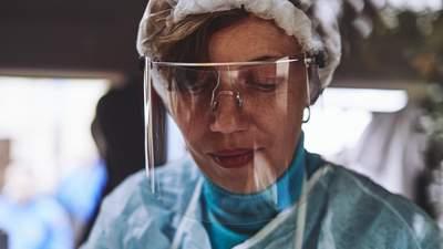 В Україні 54 771 людина захворіла на коронавірус