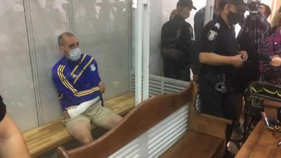 Суд взял под стражу Антона Желепу – участника кровавого ДТП под Козином