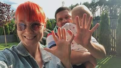 Світлана Тарабарова народила другу дитину