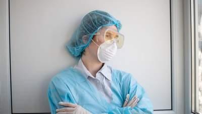 В Украине выявили 836 новых больных COVID-19 – общее количество инфицированных возросло до 55607