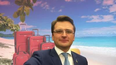 Як правильно спланувати відпустку за кордоном: ексклюзивне інтерв'ю з Кулебою